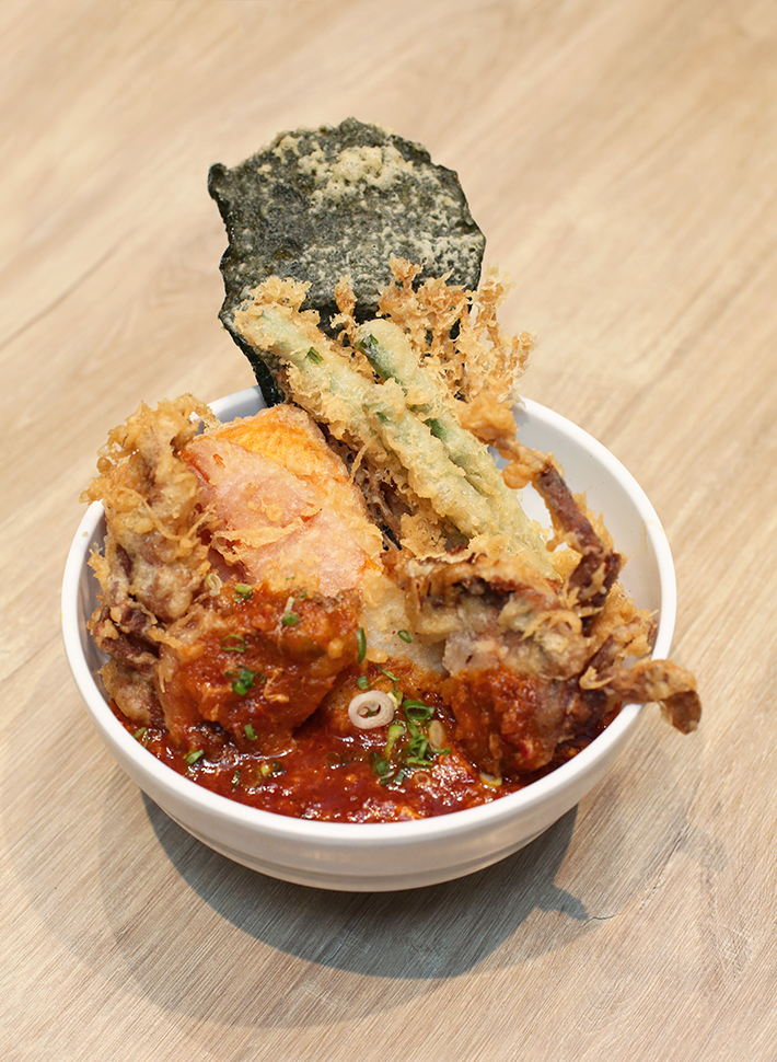 chilli crab tendon kogane yama