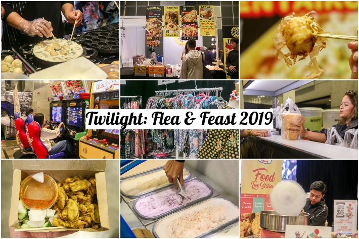 twilight flea & feast