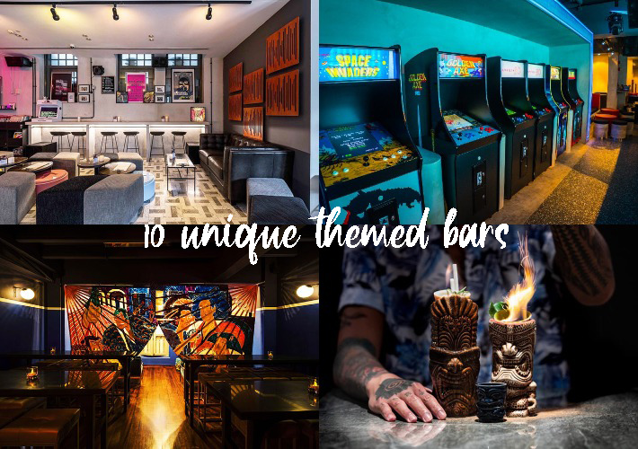 10 Unique Themed Bars