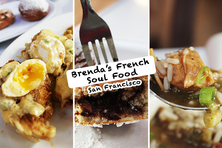 Brenda's French Soul Food Cover Photo
