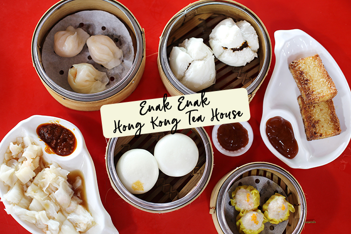 Enak Enak Hong Kong Tea House Cover Photo