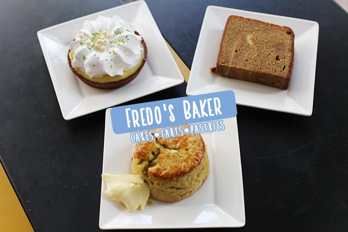 Fredo's Baker Cover Image