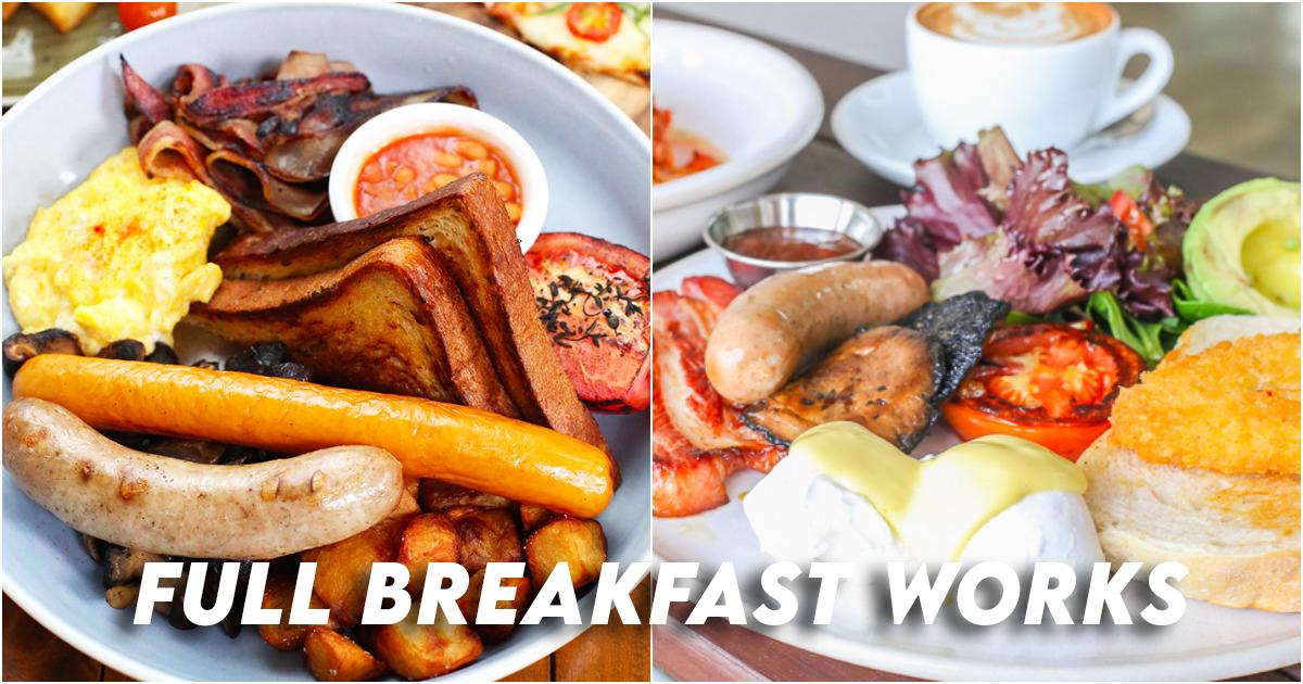 Full Breakfast Singapore