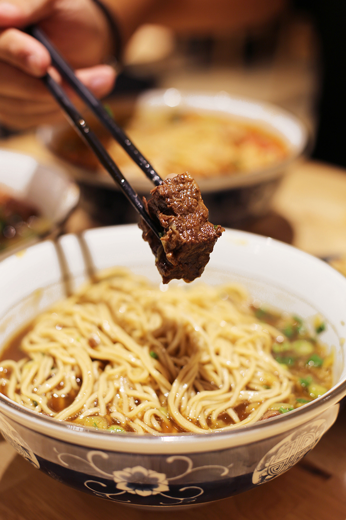 LeNu-Beef Noodles