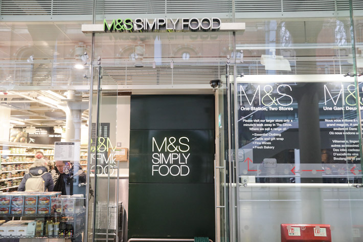 Marks & Spencer M&S Simply Food