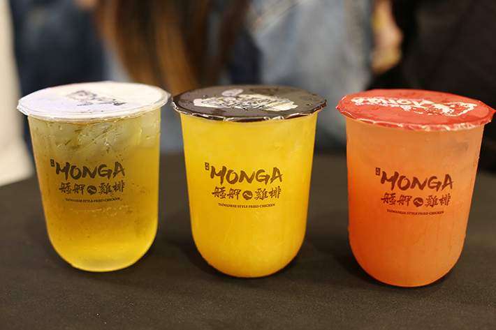 Monga Drinks Group Shot