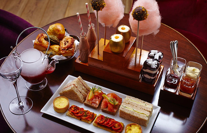 One Aldwych Charlie & The Chocolate Factory Afternoon Tea