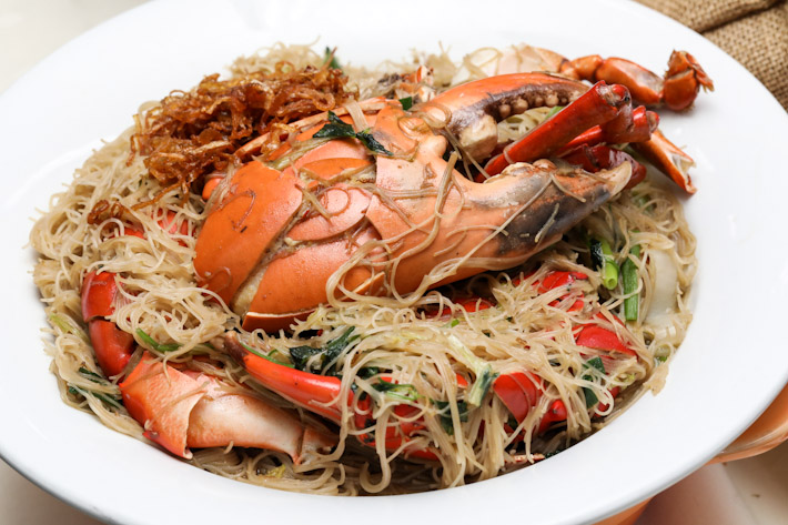 PARKROYAL Crab Bee Hoon