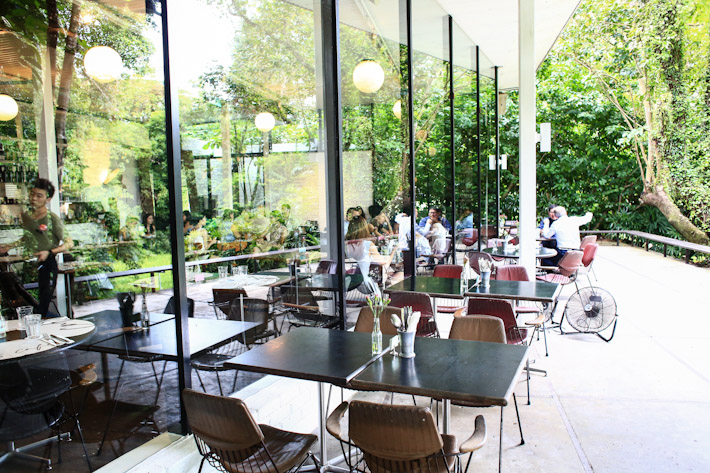 PS Cafe Al Fresco