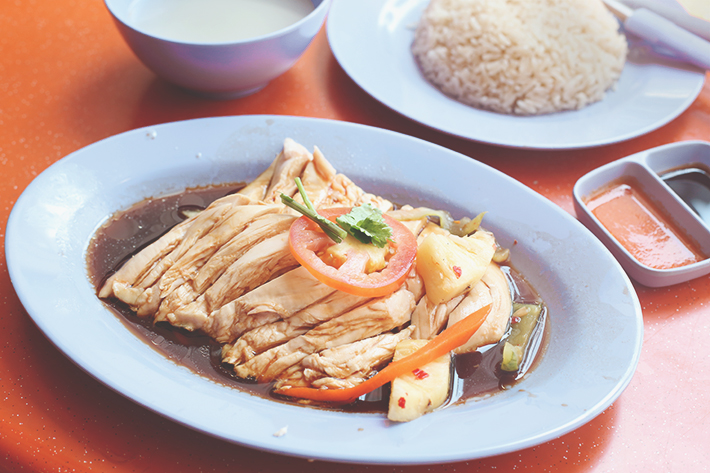 chicken rice 925 yishun