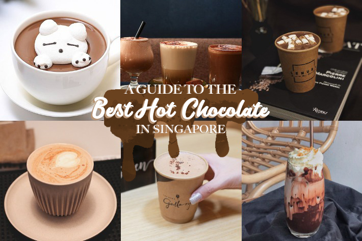 choc drink compilation cover