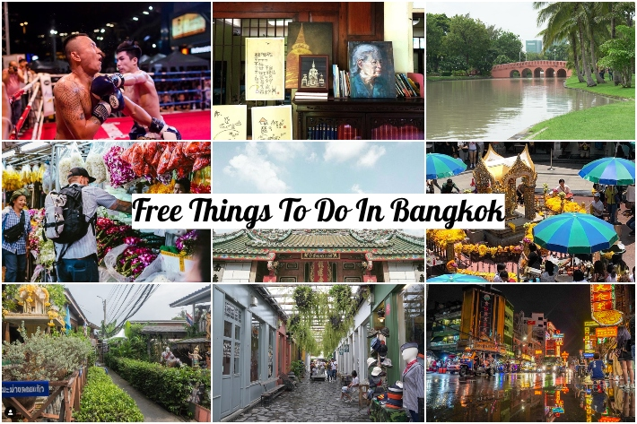 free things 2 do in Bangkok