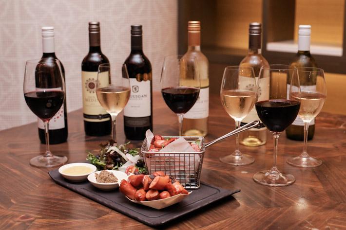 Atrium Winesday