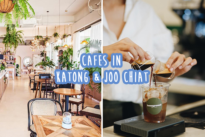 Cafes in Katong and Joo Chiat Cover Image