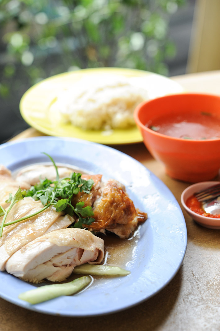 Chin Chin Eating House Chicken Rice