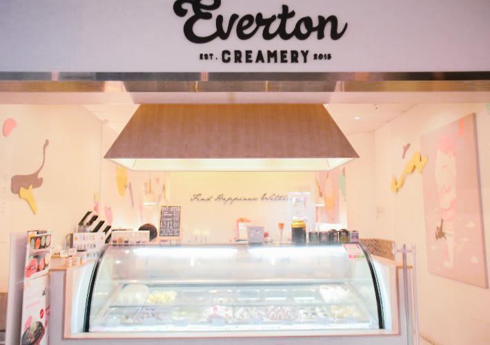 Everton Creamery Store
