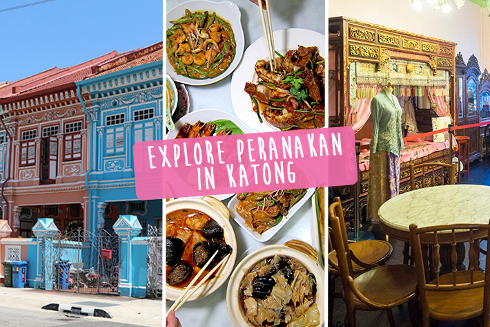 Explore Peranakan in Katong Cover Image
