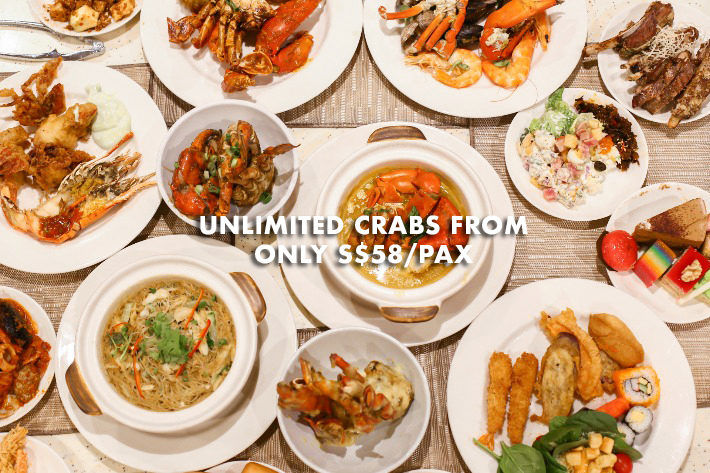 GINGER Crab Buffet 2019