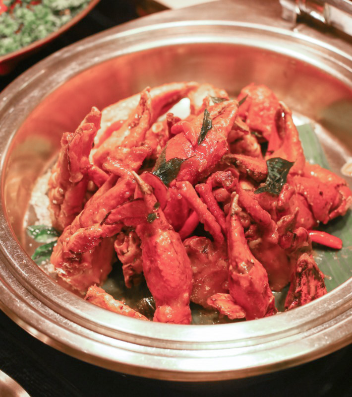 GINGER Salted-Egg-Crab
