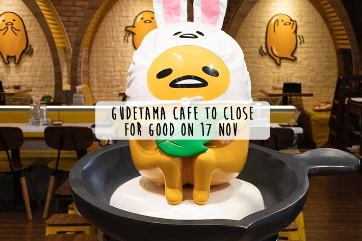 Gudetama Cafe Cover Image