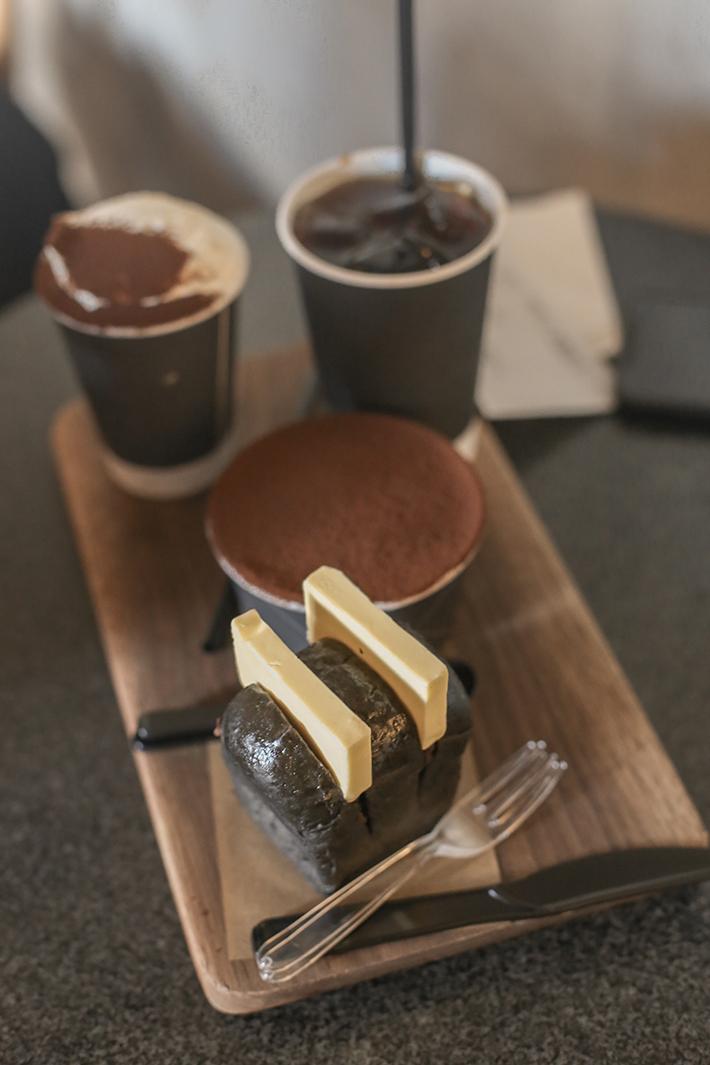 seoul coffee dessert cake toast