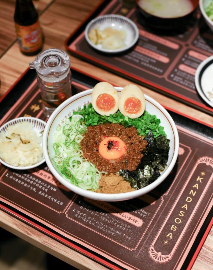 Kanda Soba Spicy Maze Soba