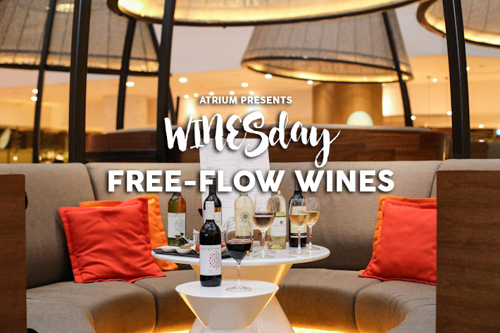 Pan Pacific Singapore Winesday