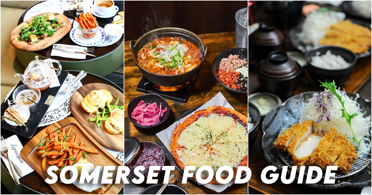Somerset Food Guide