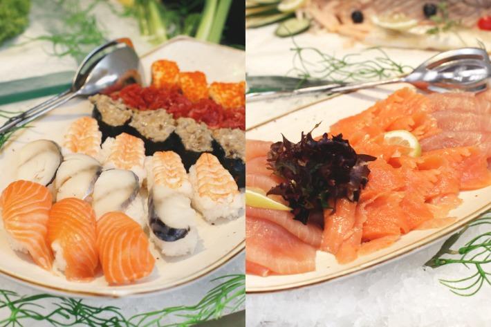 japanese cuisine atrium