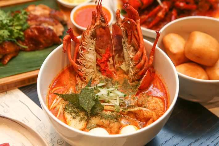 BEACH ROAD KITCHEN NOODLE BAR LOBSTER LAKSA