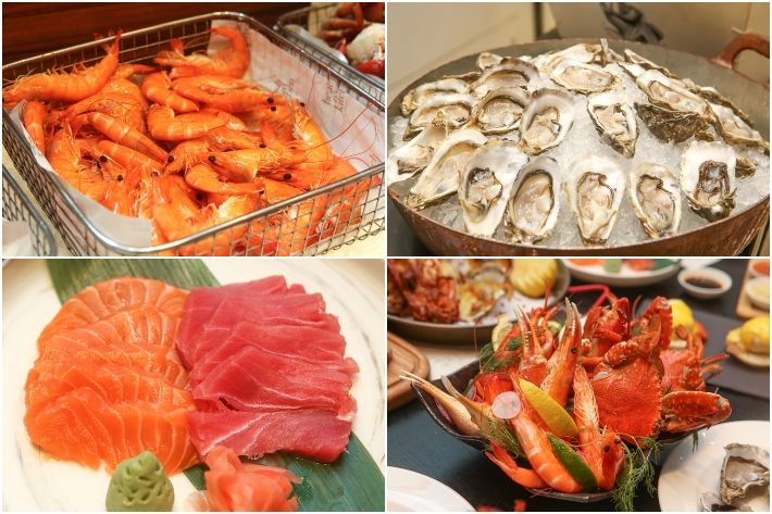 BEACH ROAD KITCHEN SEAFOOD ROOM