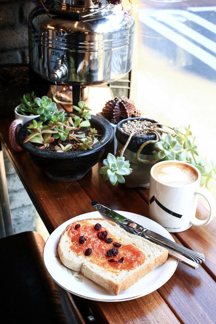 Berkeley Coffee Social Breakfast