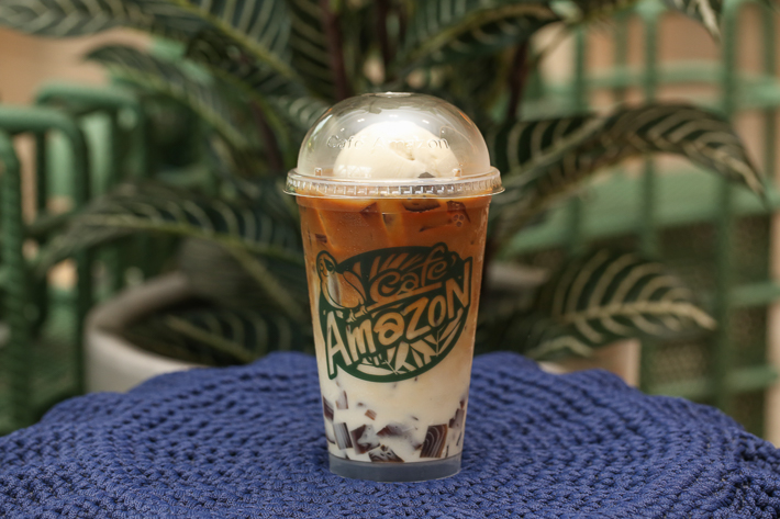 CAFE AMAZON ICED COFFEE MARBLE