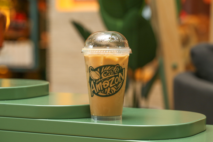 CAFE AMAZON ICED ESPRESSO