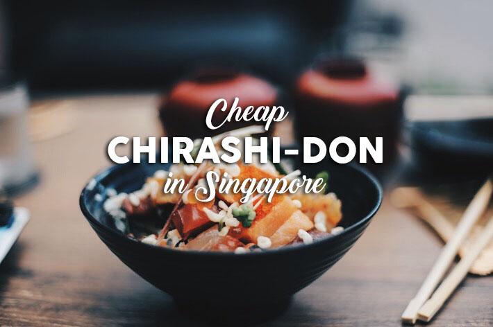 Cheap Chirashi
