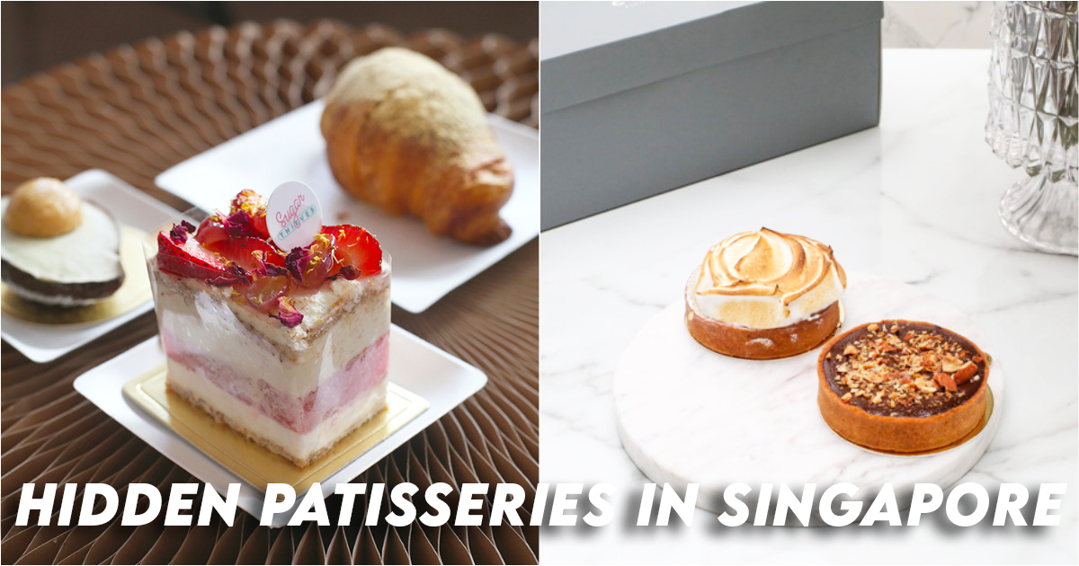 Hidden Patisserie Singapore
