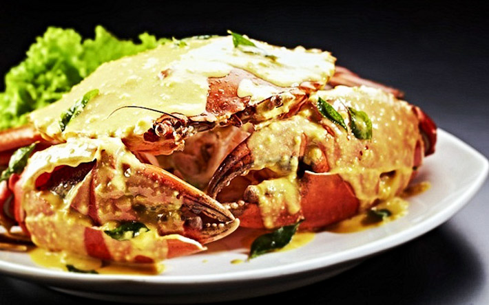 House of Seafood Crab