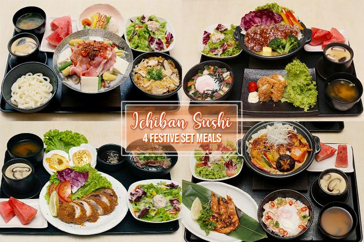 Ichiban Sushi Banner Alt