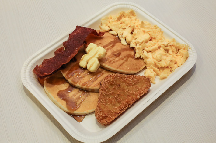 KFC Pancake Platter