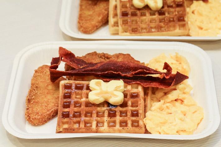 KFC Waffle Chicken