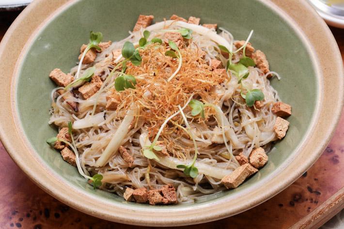 LingZhi Vegetarian Stewed Rice Vermicelli