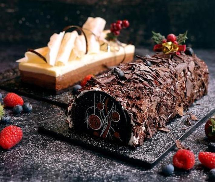 Marmalade Pantry Log Cakes