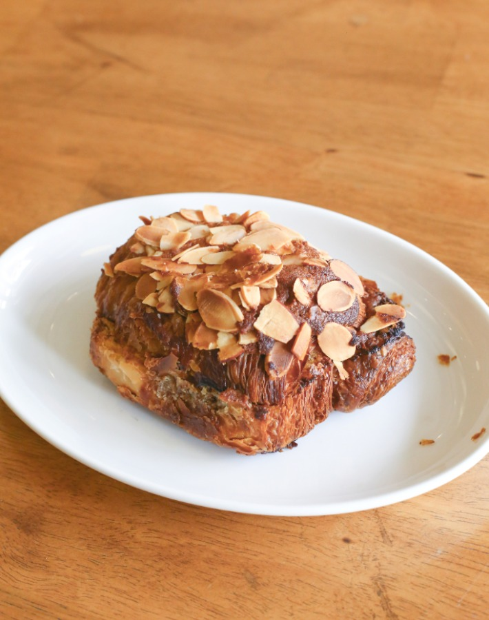Mother Dough Almond Chocolate Croissant