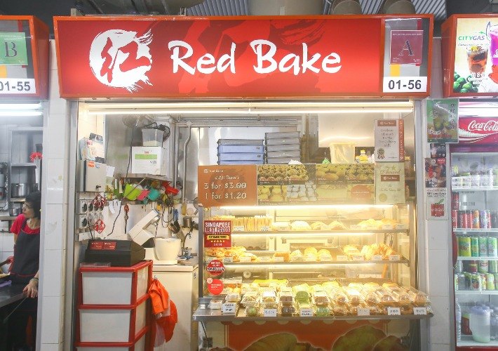 Red Bake Exterior