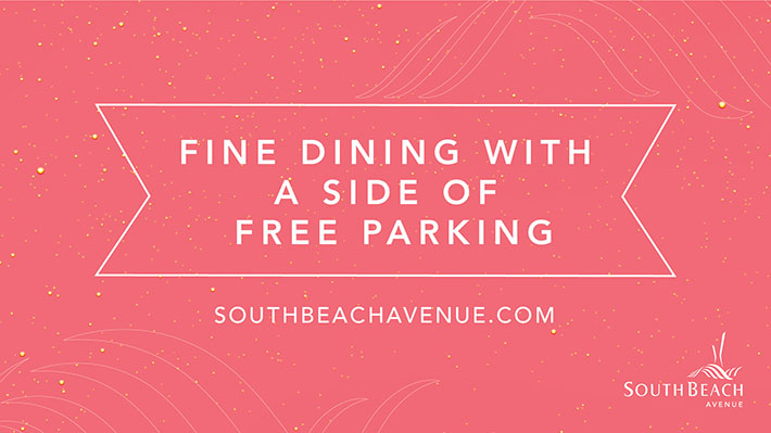 South Beach Avenue Free Parking