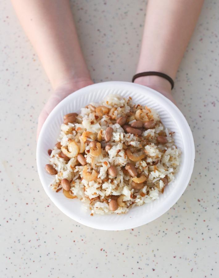 Tiong Bahru Teochew Kueh Glutinous Rice