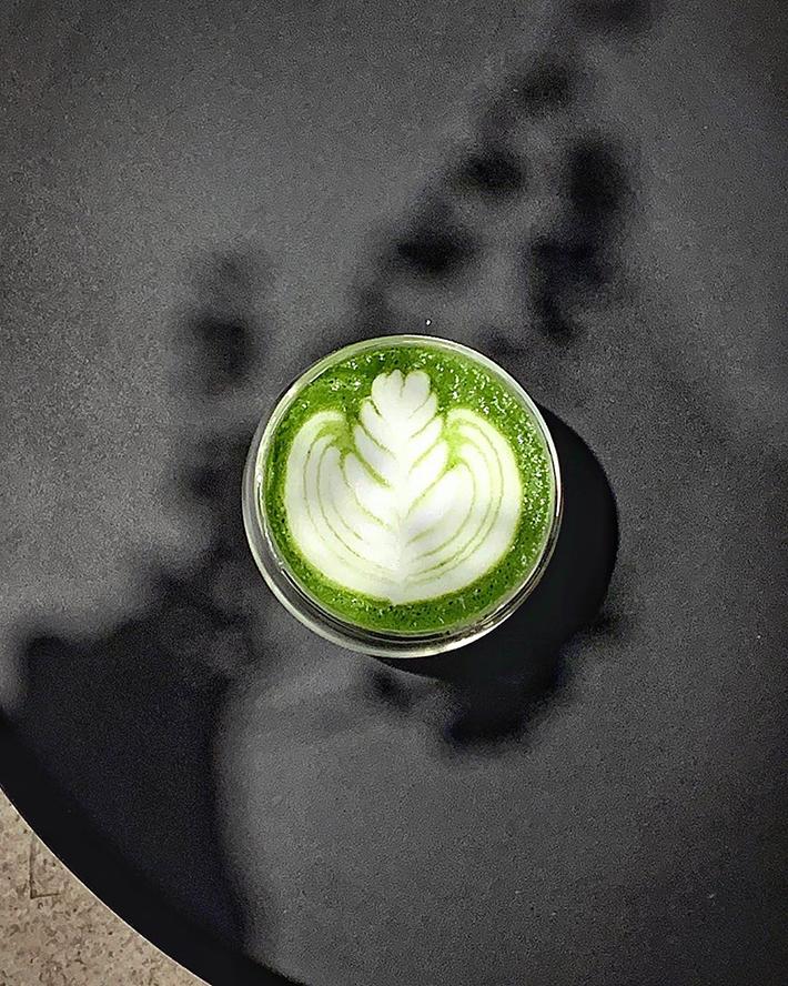 matchaya matcha latte