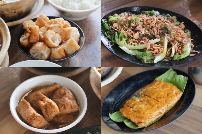 side dishes compilation zheng zong bak kut teh