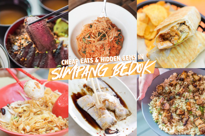 simpang bedok food guide cover