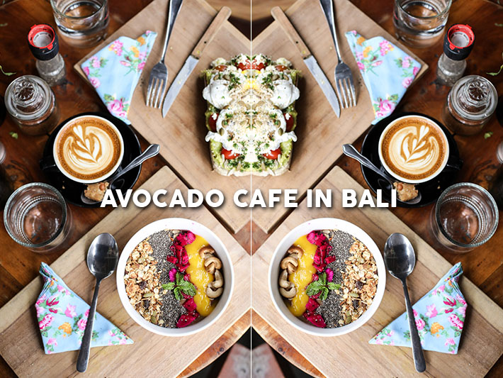 Avocado Cafe Canggu